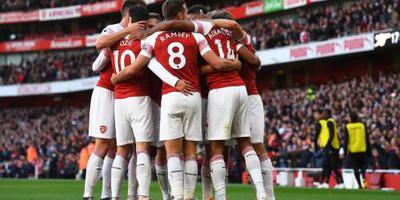 Arsenal komt op toeren