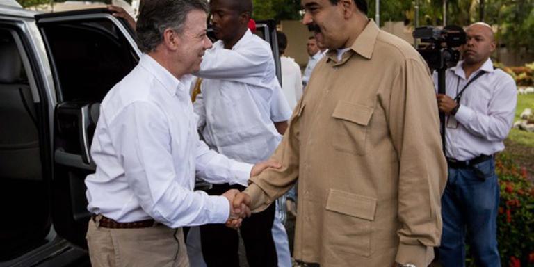 Venezuela en Colombia willen grens heropenen