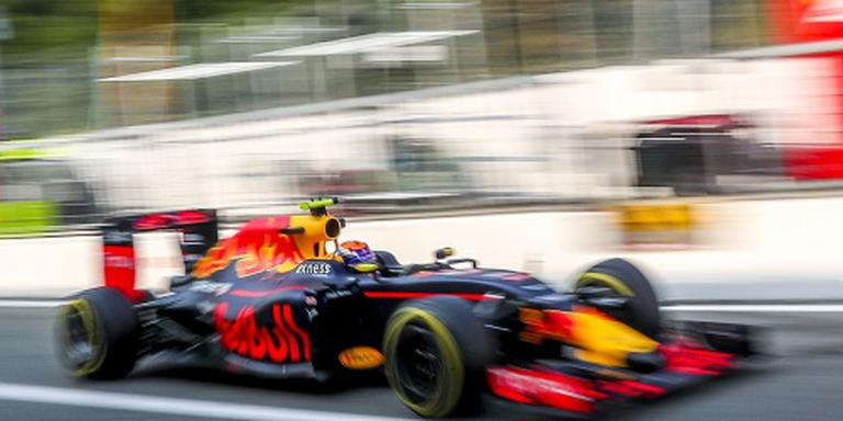 Verstappen vijfde in tweede training Monza