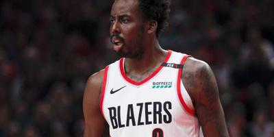 Basketballers Raptors verliezen in Portland
