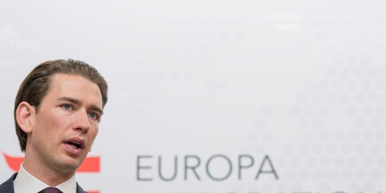 Wenen wil EU-onderhandelingen Turkije remmen