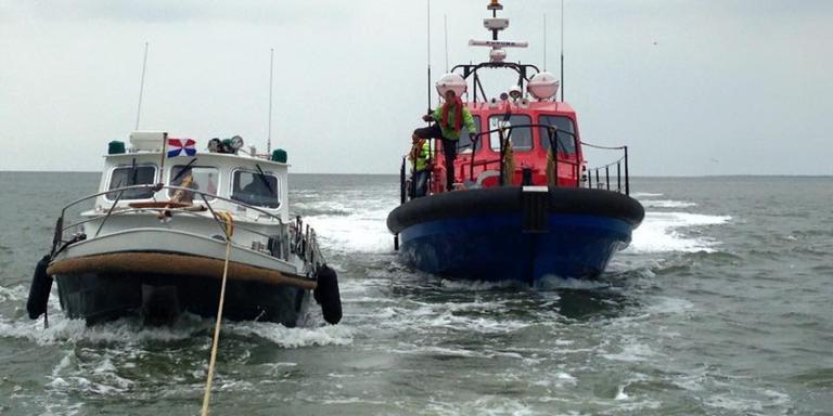 'Mensen redden is een kwestie van goed zeemanschap'