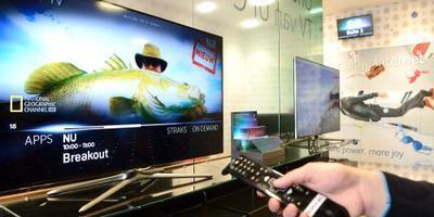 'Slimme tv raakt te snel uit de tijd'