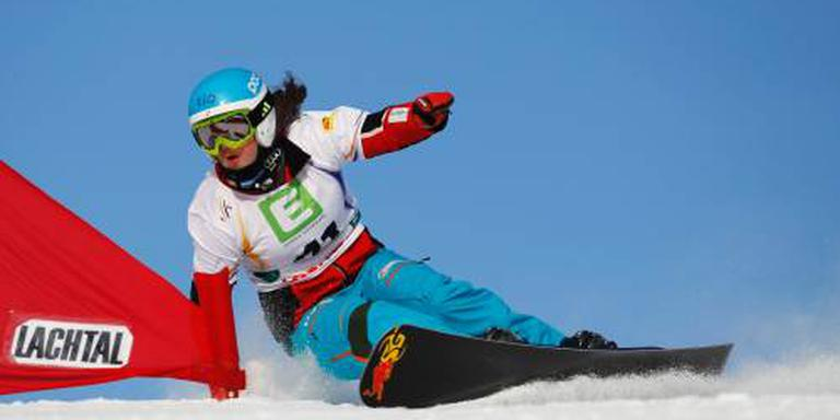 Snowboardster Dekker opent deur naar Spelen