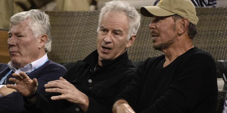 McEnroe twijfelt aan onschuld Sjarapova