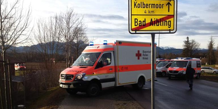 Vier doden en 150 gewonden bij treincrash