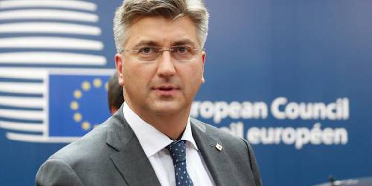 Premier Kroatië betreurt dood Praljak