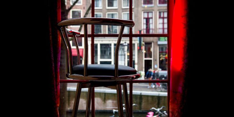 Amsterdam sluit massagesalons