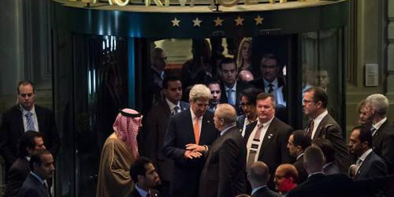 Bespreking Syrië eindigt zonder verklaring