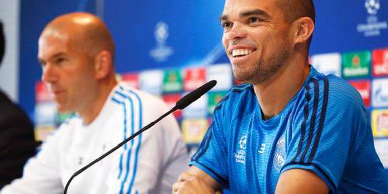 Real Madrid raakt Pepe kwijt