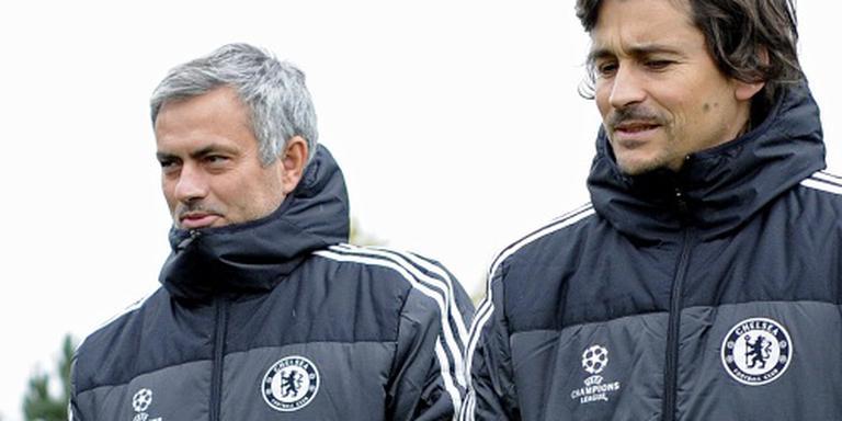 Faria assistent van Mourinho