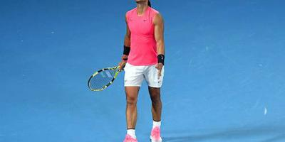 Nadal verliest in kwartfinales in vier sets van Thiem