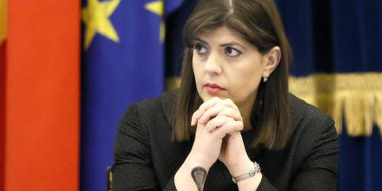 Anticorruptiechef Roemenië ontslagen