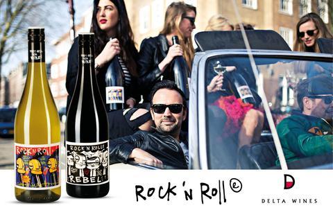 Maak vrijdag een virtuele wijnreis met Rock 'n Rolle uit Dalen (samen met Gerard Ekdom en topkok Ron Blaauw)