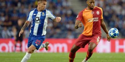 Galatasaray met Donk tegen FC Porto