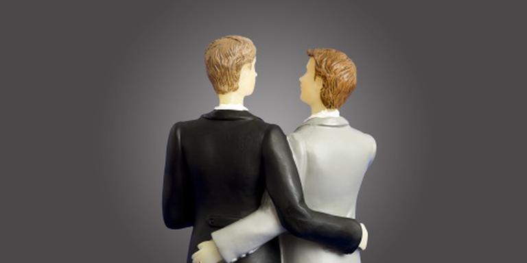 Geen homohuwelijk voor buitenlanders