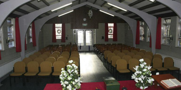 Vertraging restauratie van Molukse noodkerk
