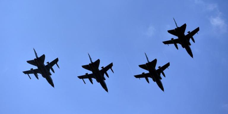 Bijna helft Duitse Tornadojets aan de grond