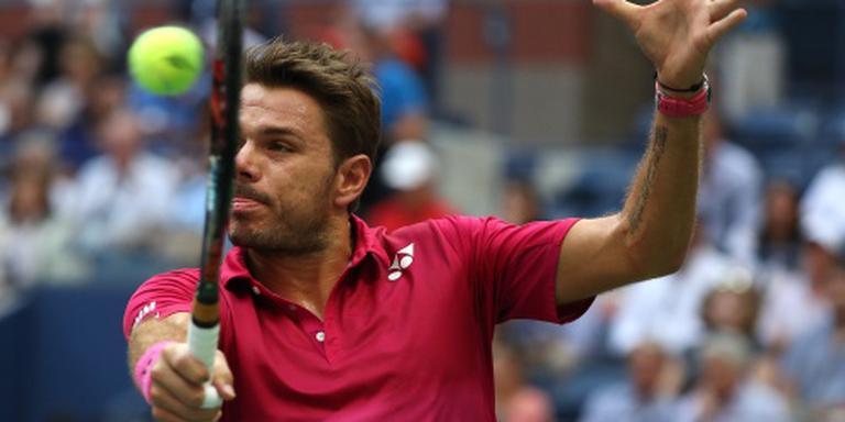 Wawrinka onttroont Djokovic in New York
