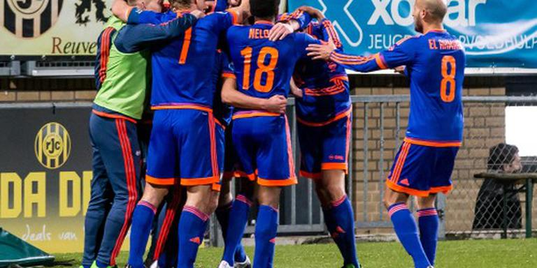Feyenoord kan in Limburg weer lachen