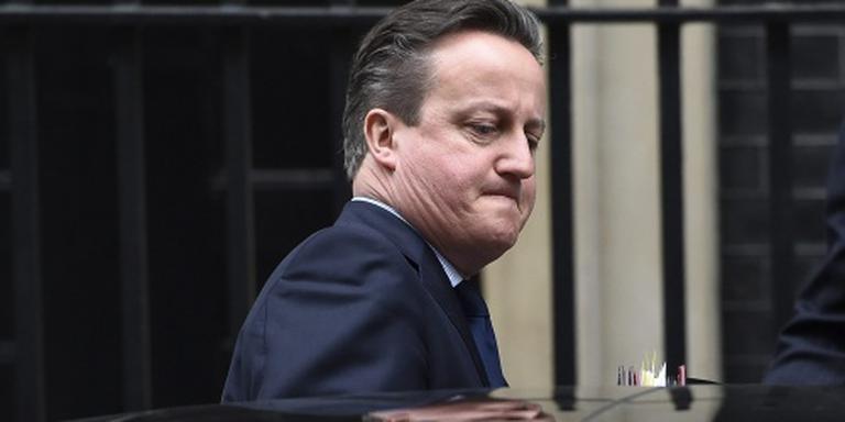 Cameron legt belastingaangifte op tafel