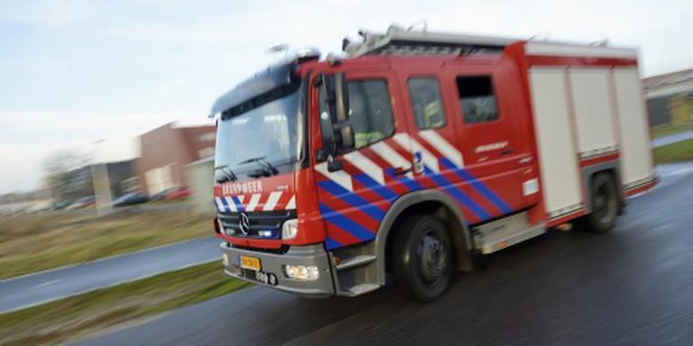 Grote brand in bedrijfspand Etten-Leur
