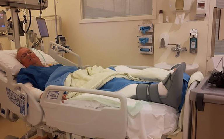 Slachtoffer rottweiler-aanval Nieuw-Beerta 'Geen idee of echt wandelen ooit nog lukt'