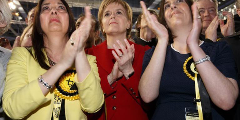 Schotse nationalisten claimen verkiezingszege