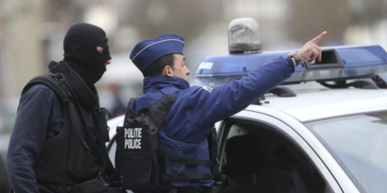 Politie Brussel jaagt op schutter