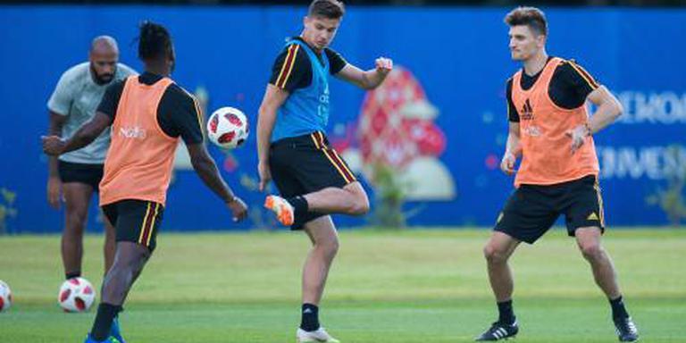 Meunier wil brons: België beter dan Engeland