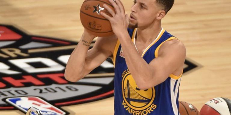 Vijftigste zege Warriors in NBA