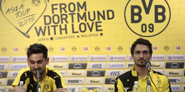 Recordomzet voor Borussia Dortmund