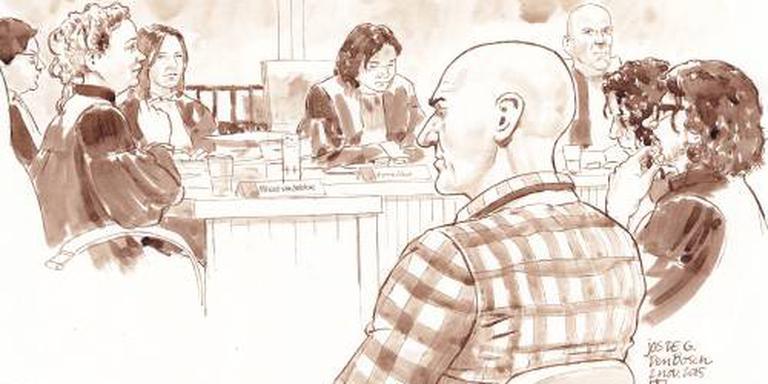 Nabestaanden Van den Hurk wraken rechter