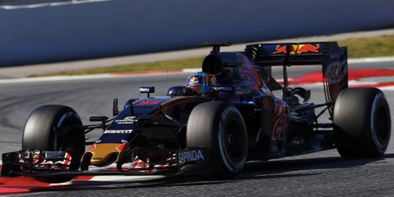 Sainz rijdt 166 ronden