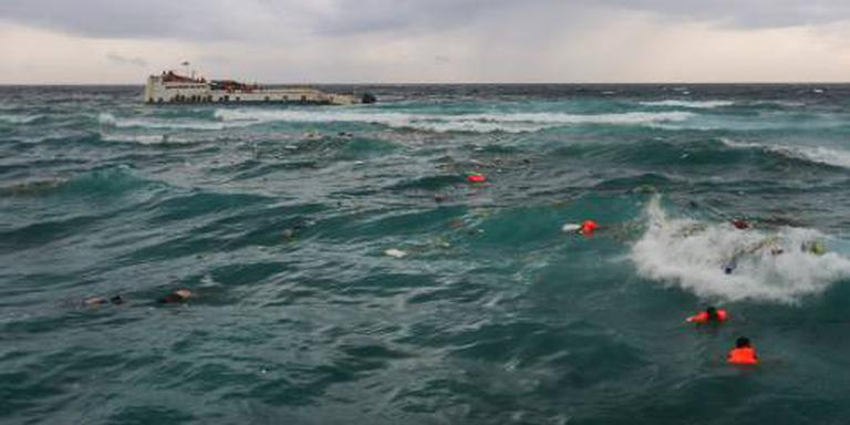 Meeste opvarenden veerboot Indonesië gered