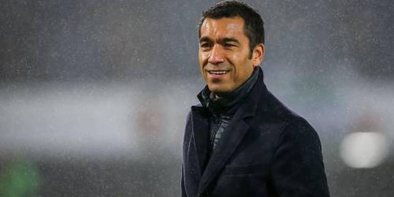 Van Bronckhorst ziet Feyenoord groeien