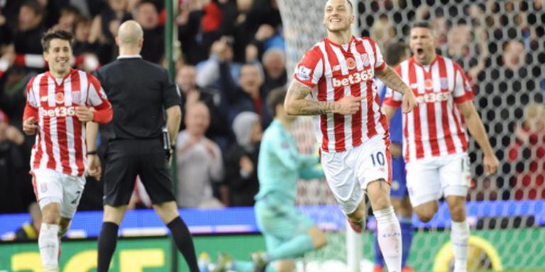 Stoke wil Pieters en Arnautovic langer binden