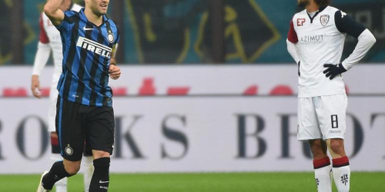 Palacio verlengt contract bij Inter