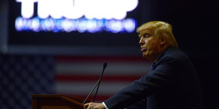 Man gearresteerd die Trump wilde neerschieten