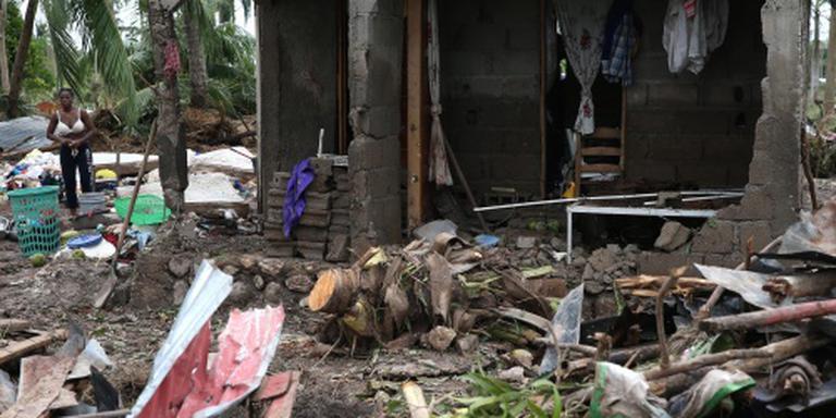 Dodental in Haïti door orkaan blijft oplopen