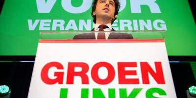 GroenLinks veruit de grootste in Amsterdam