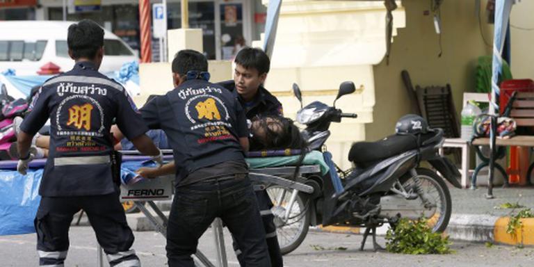 Vier Nederlanders gewond bij aanslag Thailand