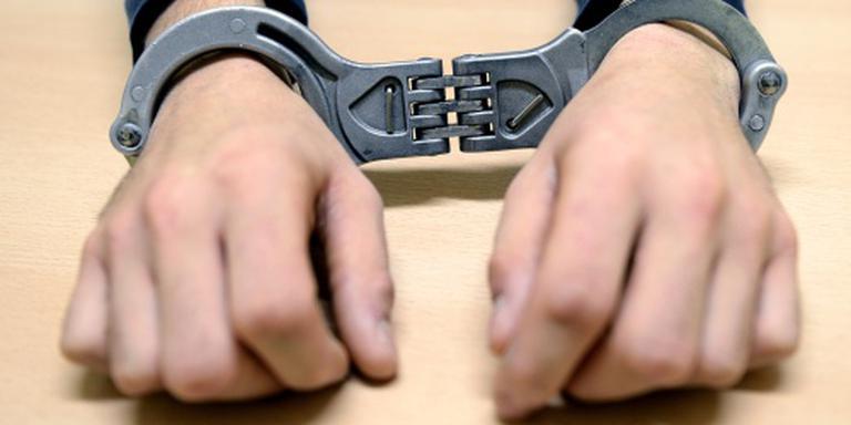 Vijf Nederlanders vast voor Duitse plofkraak
