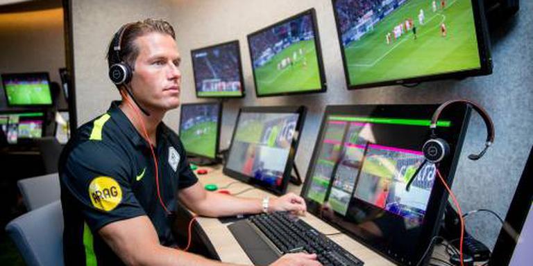 KNVB opent centrum voor videoscheidsrechters