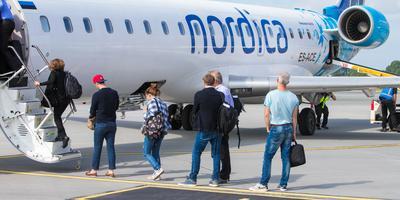 Nordica zoekt met de directie van Groningen Airport Eelde naar mogelijkheden om de verbindingen met München en Kopenhagen overeind te houden.