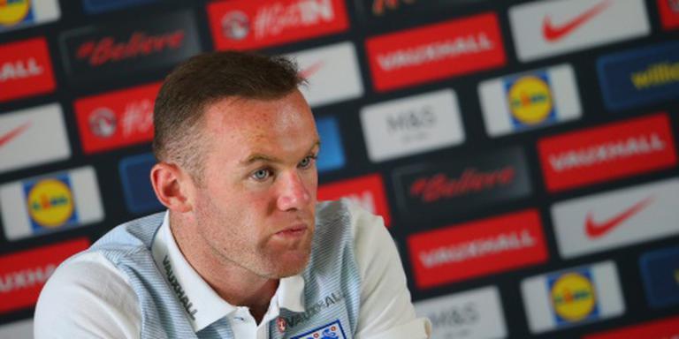 Rooney heeft geen vrees voor strafschoppen