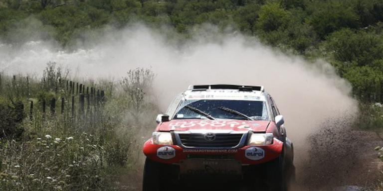 Autocoureur Ten Brinke wint proloog Dakar