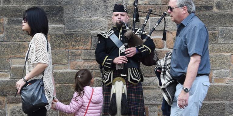 'Doedelzak spelen sterft uit in Schotland'