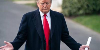 Trump: Islamitische Staat donderdag verslagen