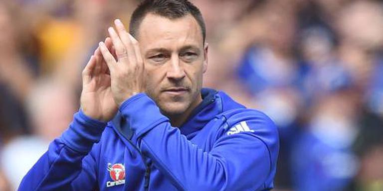 Terry alweer weg bij Aston Villa